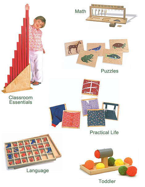 Early School Materials products by category